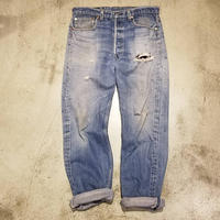 """1990's """"Levi's"""" 501 Made in USA SIZE : W33 L28"""