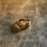 """1940's """"Freemasonry"""" 32nd degree 14K Ring SIZE : 10号"""