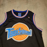 "1990's ""Champion"" SPACE JAM Jordan Model Game Shirt SIZE : L"