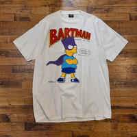 """1980's """"The Simpsons"""" Short Sleeve Tee SIZE : XL"""