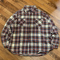 "~1990's ""BIG MAC"" Flannel Shirt SIZE : XL"