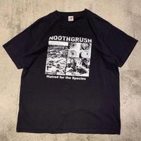 "2000's ""Noothgrush"" Short Sleeve Shirt SIZE : L"