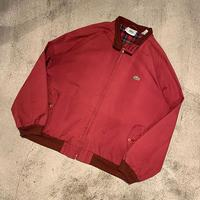 "1990's ""Lacoste"" G9 Type Jacket SIZE : L"