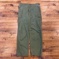 "1960's ""U.S.Military"" Jungle Fatigue Pants 3rd Model SIZE : M-R"