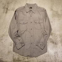 "1960's ""Lee"" Work Shirt SIZE : 16 1/2"