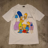 """1980's """"The Simpsons"""" Print Tee Dead Stock SIZE : L"""