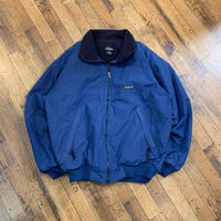 "1990's ""Patagonia"" Shelled Synchilla Jacket SIZE : M"