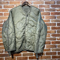 """2000's """"U.S.Military"""" m-65 liner SIZE : M"""