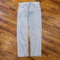 "1990's ""Levi's"" 501-0108 SIZE : W33 L30"