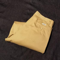 "1990's ""Ralph Lauren"" Polo Chino Made In USA SIZE : W33 L30"
