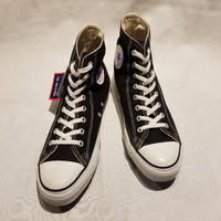 "1990's ""CONVERSE"" All Star Hi Dead Stock SIZE : 10 1/2"