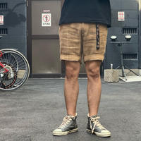 "1990's ""Ralph Lauren"" Linen Check Short Pants SIZE : W33"