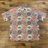 """Reyn Spooner"" S/S Shirts SIZE : XL"