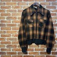 "1970's ""KENNINGTON"" Wool Jacket SIZE : M"