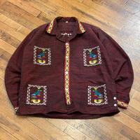 1970's Guatemala Shirt SIZE : L