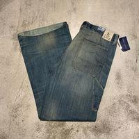 "New ""Ralph Lauren"" Denim Painter Pants SIZE : W35 L33"