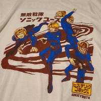 """New """"SONIC YOUTH"""" S/S Tee SIZE : L"""