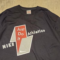 "1990's ""ONEITA"" Nike Print Tee Dead Stock SIZE : XL"