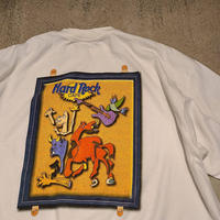 "1990's~ ""Hard Rock Cafe"" Heavy Cotton Tee SIZE : XL"
