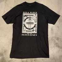 "1980's ""Bela Fleck And The Flecktones"" Short Sleeve Tee SIZE : L"