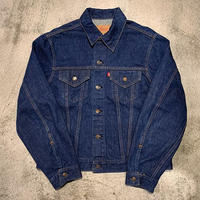 "1970's ""Levi's"" 70505-0217 Denim Jacket small""e"" SIZE : 46位"