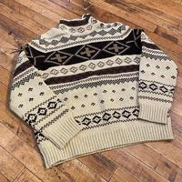 """""""Lauren"""" Wool Knit SIZE : M"""