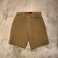 "1990's ""LevI's"" Silver Tab - LOOSE Short Pants Made In U.S.A SIZE : W34"
