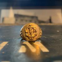 """U.S.Navy"" Military Ring SIZE : 19号"