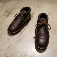 "1990's ""Dr. Martens"" 3 Holes Leather Shoes (旧タグ) SIZE : UK8"