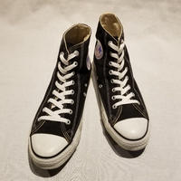 "1990's ""CONVERSE"" All Star Hi SIZE : 8 1/2"
