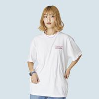 TEE-OYASUMI①-WHITE-S/S