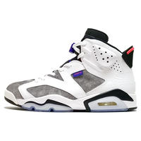 "NIKE AIR JORDAN 6 RETRO LTR ""FLINT"" (CI3125 100)"
