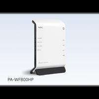 無線ルーター NEC AtermWF800HP  PA-WF800HP