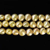 淡水パールNo.55 ゴールドポテト6.5~7mm