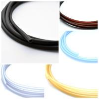 【全5色】PVCチューブ φ4mm × 2m
