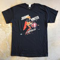 ジョニー ウィンター・キャプチュアード ライヴ!(狂乱のライヴ) 1976 Tシャツ