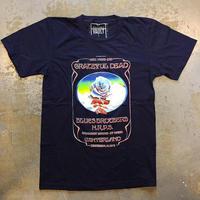 グレイトフル デッド & ブルース ブラザーズ・ブルー ローズ ニュー イアーズ イヴ 1978 T-シャツ