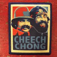 チーチ&チョン・レトロ ブラザーズ ワッペン (CCP-129)