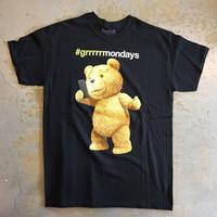 TED (テッド)・セルフィ テッド グリーマンデーズ Tシャツ
