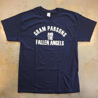 グラム パーソンズ &ザ フォーレン エンジェルズ・オールド スクール Tシャツ