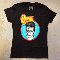 デヴィッド ボウイ・ジーン ジニー 女性用T-シャツ