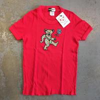 グレイトフル デッド・ポルカ ドット ベアー 女性用 ヴィンテージ T-シャツ