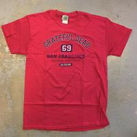 グレイトフル デッド・フィルモア オーディトリウム サンフランシスコ 1969 T-シャツ