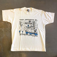 グレイトフル デッド・クマに直面したときは…プレイ デッド ヴィンテージ T-シャツ