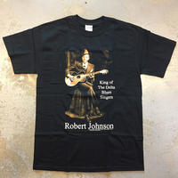 ロバート ジョンソン・キング オブ ザ デルタブルース シンガーズ Tシャツ