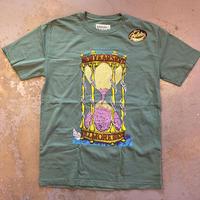 ヴァニラ ファッジ/リッチー ヘヴンス・フィルモア ウェスト サンフランシスコ 1968 Tシャツ
