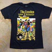 ザ ビートルズ・イエロー サブマリン (愛こそはすべて) Tシャツ