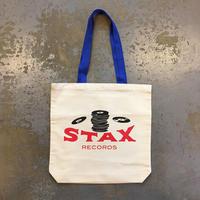 スタックス レコーズ アナログ レコード キャンバス トートバッグ