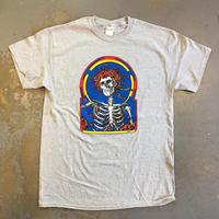 グレイトフル デッド・クラシック スカル & ローゼズ GDローズ ロゴ T-シャツ