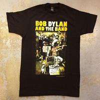 ボブ ディラン & ザ バンド・ザ ベースメント テープス 1967 T-シャツ